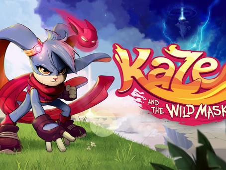Kaze and the Wild Masks - Entwickler spiele eine Stunde den neuen Titel