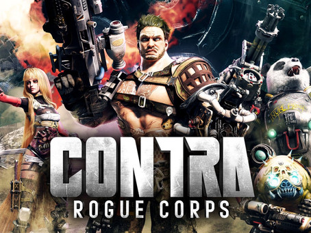 Contra Rogue Corps (PS4/ NSW/ Xbox One/ PC) im Test
