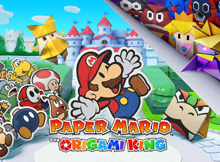 Paper Mario: The Origami King im Test