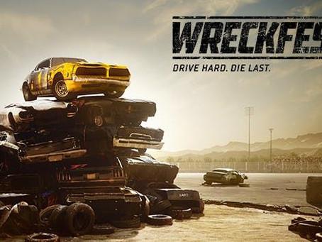 Wreckfest erscheint heute für Xbox Serie S/X™ und PlayStation®5
