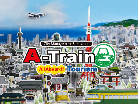 A-Train: All Aboard! Tourism (Switch) im Test