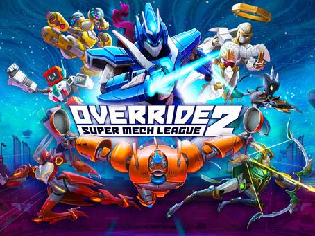 Override 2: Black King DLC ab jetzt verfügbar