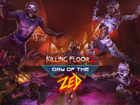 Killing Floor 2: Day of the Zed Halloween bringt Cowboys und Zombies für PC und Konsole heraus