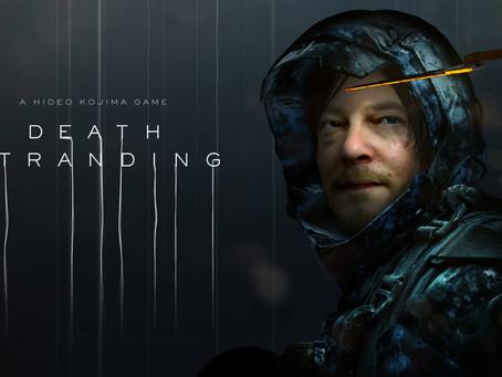 Cyberpunk 2077-Crossover für Death Stranding auf PC