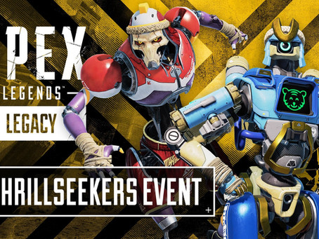 Apex Legends bringt Nervenkitzel ins Spiel mit dem Gefahrensucher-Event