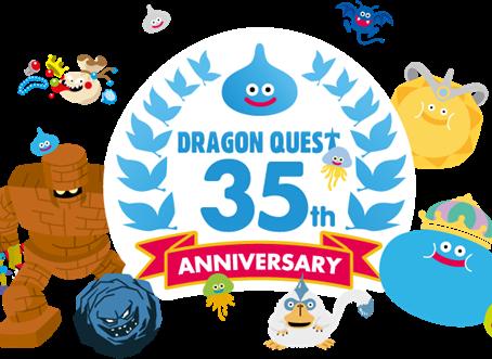 Square Enix feiert 35 Jahre DRAGON QUEST