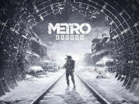 """METRO EXODUS: Deep Silver veröffentlicht eindrucksvolle """"PC Enhanced Edition"""""""