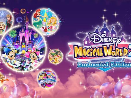 DISNEY MAGICAL WORLD 2: ENCHANTED EDITION erscheint am 3. Dezember 2021 für die Switch