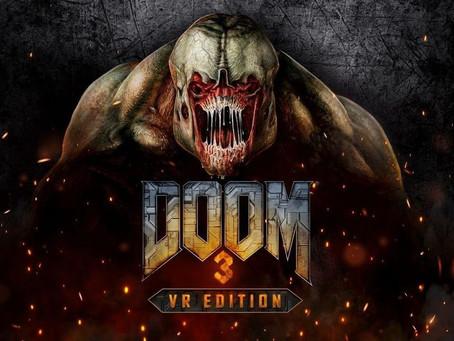 DOOM 3: VR EDITION jetzt erhältlich für PlayStation VR