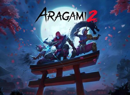 """Aragami 2 - Erstes Dev Diary """"Erschaffen eines Franchise"""""""