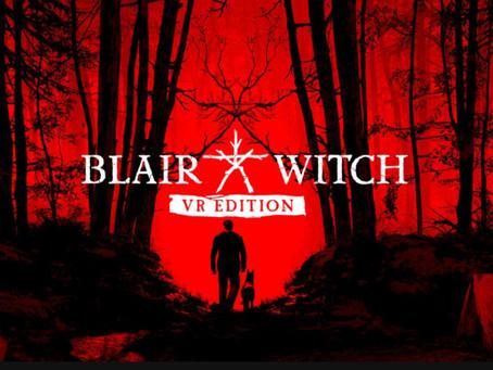 """Das Bloober-Team gewährt einen Blick hinter die Kulissen des neuesten """"Blair Witch VR""""-Trailers"""
