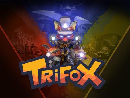 Trifox - überlistet eure Gegner in einem neuen Action-Adventure