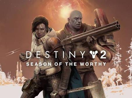 Destiny 2: Die Hüter-Spiele beginnen am 21. April