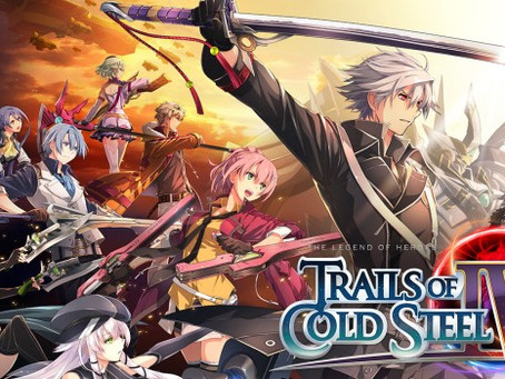 Legend of Heroes: Trails of Cold Steel IV (Switch) im Test