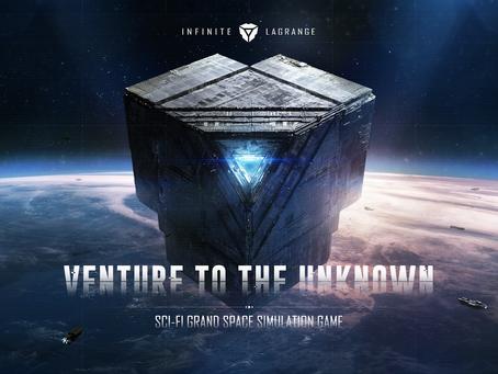 Sci-Fi-Weltraum-Strategiespiel Infinite Lagrange erscheint am 21. April