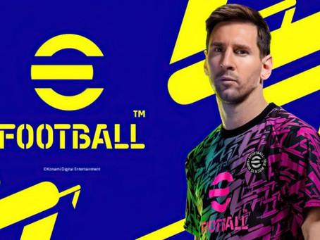 KONAMI verkündet den Release von eFootball™ 2022 mit ausgewählten Spielinhalten am 30.09.2021