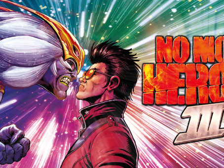 No More Heroes III (Switch) im Test
