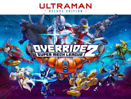 Override 2: Super Mech League Closed Beta läuft vom 2. bis 4. Oktober
