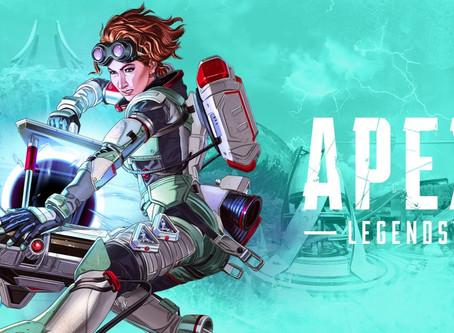 Apex Legends Saison 7 - Olympus und neues Fahrzeug im Launch Trailer vorgestellt