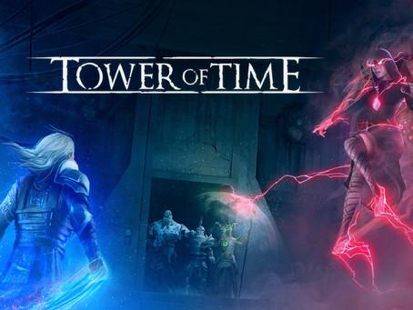 Tower of Time vorbestellbar für die Switch und Xbox One