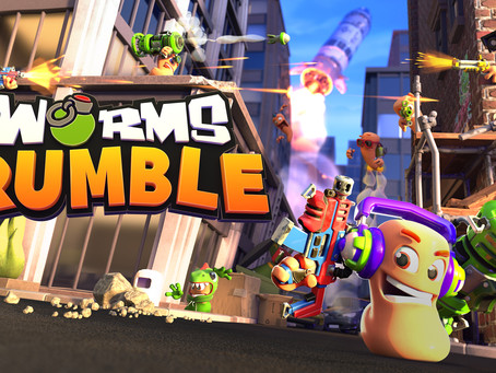 Worms Rumble (PS5) im Test