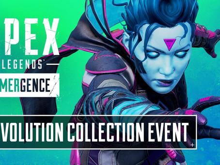 """Neues Apex Legends Sammel-Event """"Evolution"""" enthüllt"""