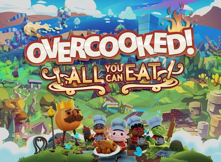 Overcooked! All You Can Eat - Neues Vergleich-Video erschienen