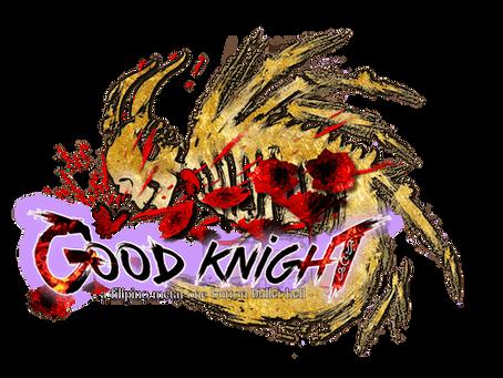 Good Knight jetzt auf Steam erhältlich