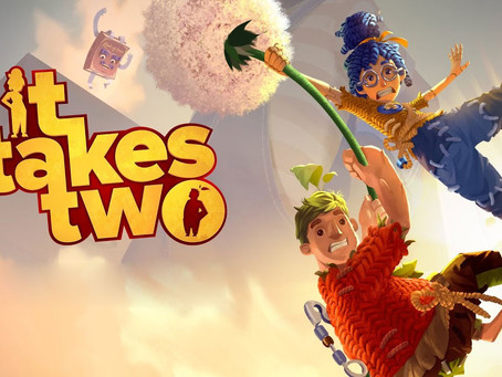 It Takes Two (PS4) im Test