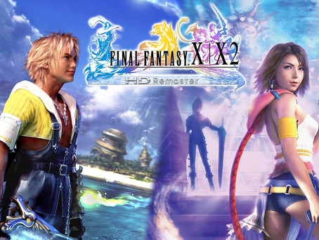 Final Fantasy X/X-2 HD Remaster (NSW) im Test