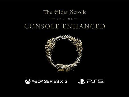 The Elder Scrolls Online - Console Enhanced erscheint am 8. Juni