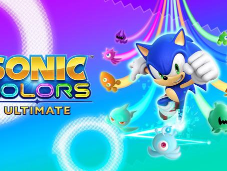 Sonic Colors: Ultimate - Neues Gameplay-Video zeigt die ersten Minuten des Spiels