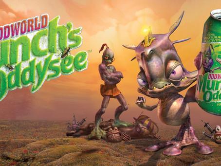 Oddworld: Munch's Oddysee - ab sofort für die Nintendo Switch erhältlihch