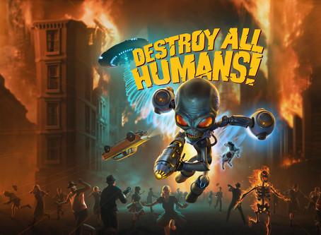 Destroy All Humans im Test