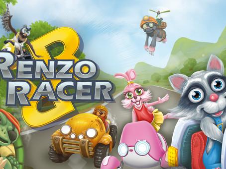 Renzo Racer ab sofort für die PlayStation 5
