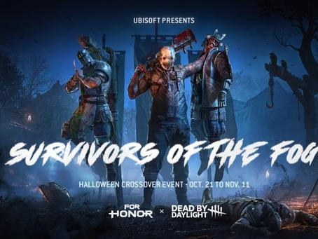FOR HONOR® trifft auf DEAD BY DAYLIGHT - Ab morgen im neuen Halloween Event