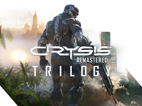 Die Crysis Remastered Trilogy ab sofort erhältlich