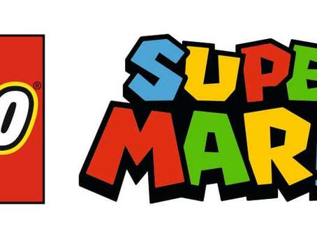 Nintendo Minute zeigen die LEGO Super Mario Custom Build