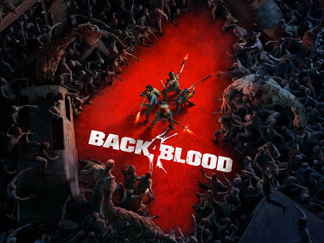 Warner Bros. Games und Turtle Rock Studios veröffentlichen Back 4 Blood