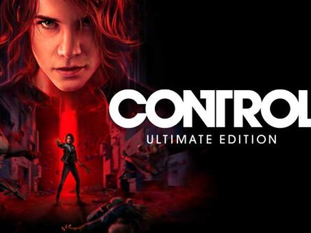 Control: Ultimate Edition auf Xbox Series X/S und PS5 verschoben