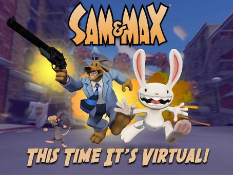 Sam & Max: This Time It's Virtual! erscheint für alle VR-Plattformen