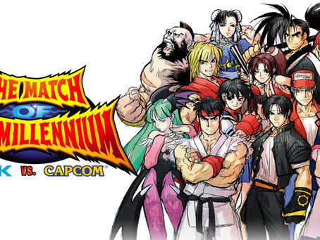 SNK VS. CAPCOM: THE MATCH OF THE MILLENNIUM ab heute für Nintendo Switch verfügbar