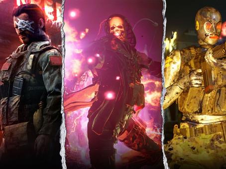 Black Ops Cold War und Warzone SAISON 4 Reloaded ist gestartet
