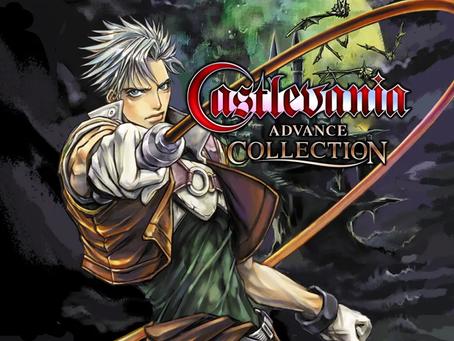 Castlevania Advance Collection ab sofort für Nintendo Switch, PlayStation, Xbox und PC verfügbar