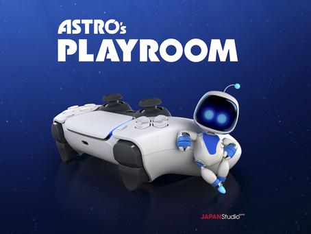 Astro's Playroom - Neuer Gameplay-Trailer und wird vorinstalliert sein