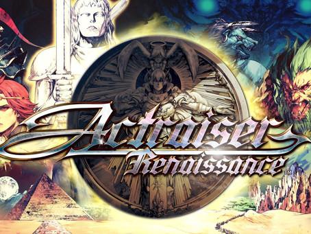 Besiege das Böse in Actraiser Renaissance - jetzt überarbeitet für aktuelle Plattformen