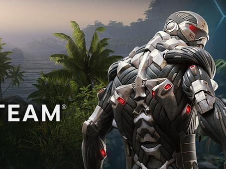 Steam-Spieler, Suit Up! Crysis Remastered ab sofort auf Steam erhältlich