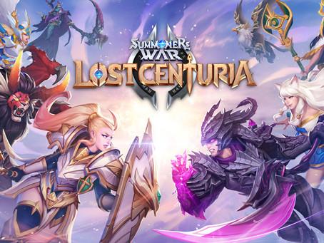 Summoners War: Lost Centuria launcht weltweit am 29. April 2021