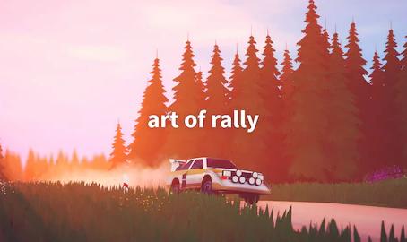 Art of Rally erscheint für PlayStation im Oktober
