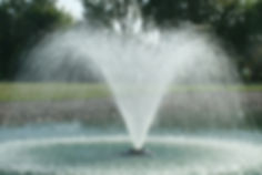Large Pond Aerations & Fontains
